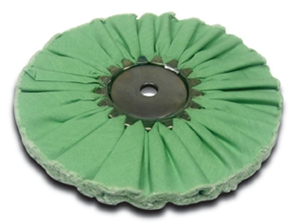 Airway Buffing Wheel Hall Green 10