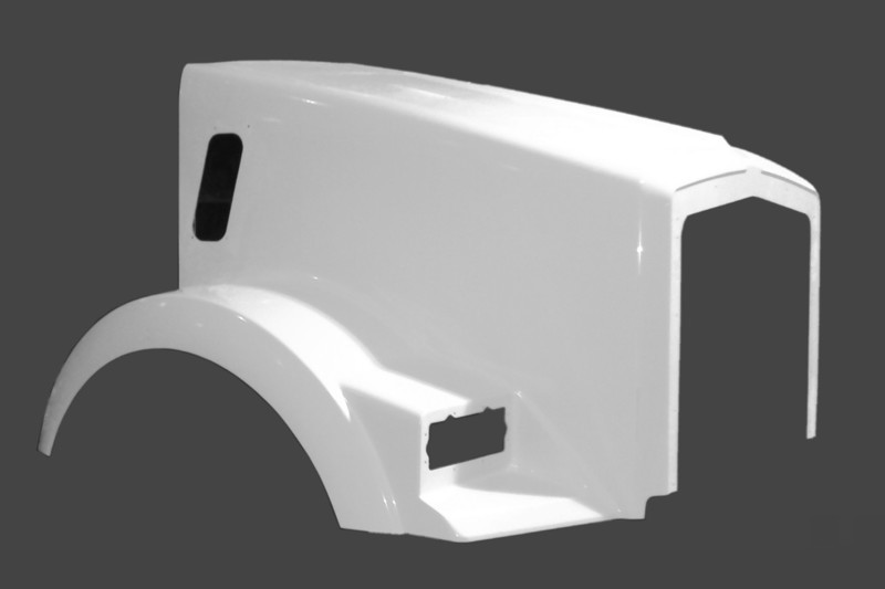 Aero Metton Replacement Hood for Kenworth T800