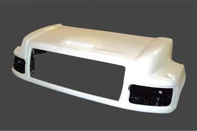 Chevy-GMC 45-5500 Single Headlight Hood - FREE SHIPPING