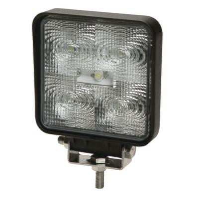 ECCO Square 5 LED Work Flood Lamp Light