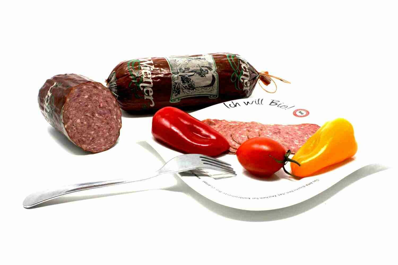 "BIO Ziegen ""Delikatess"" Wiener"