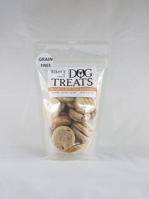GRAIN-FREE Original Treats (4oz)