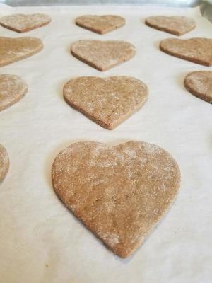 Riker's LG Heart-Shaped Treats (6pk)