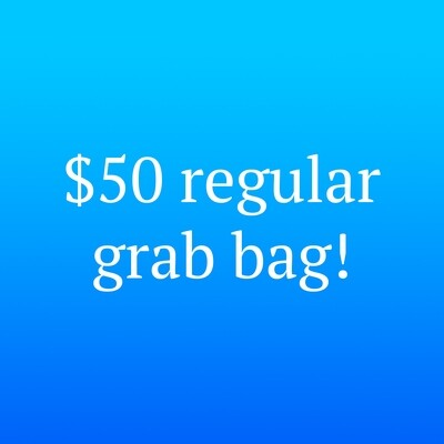 $50 Grab Bag! Regular Seeds