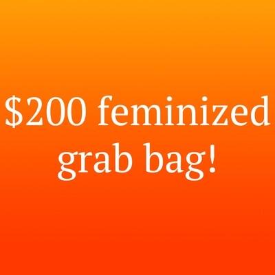 $200 Grab Bag! Feminized Seeds