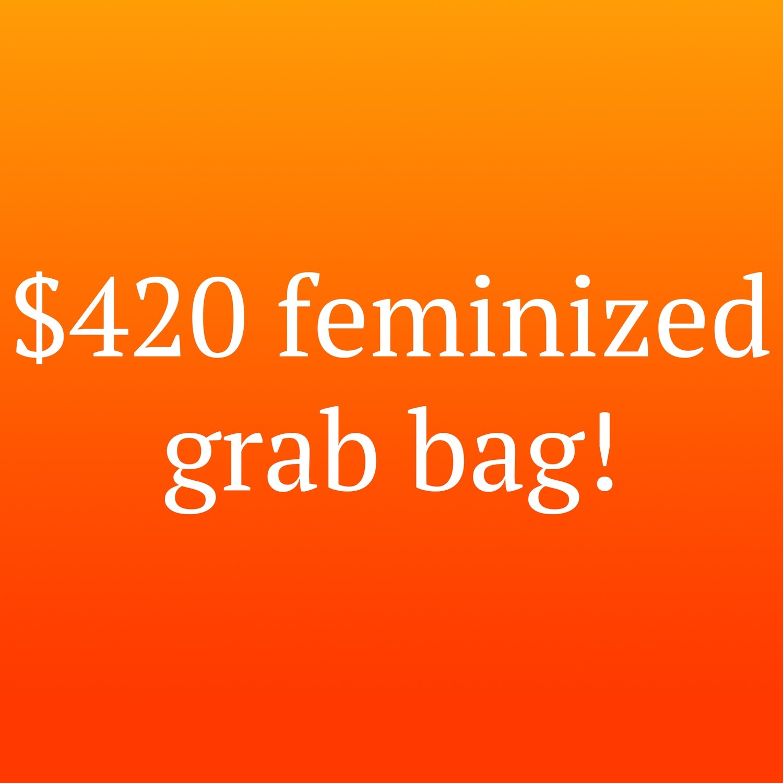 $420 Grab Bag! Feminized Seeds