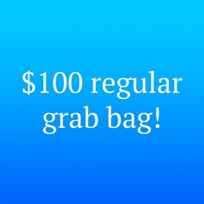 $100 Grab Bag! Regular Seeds