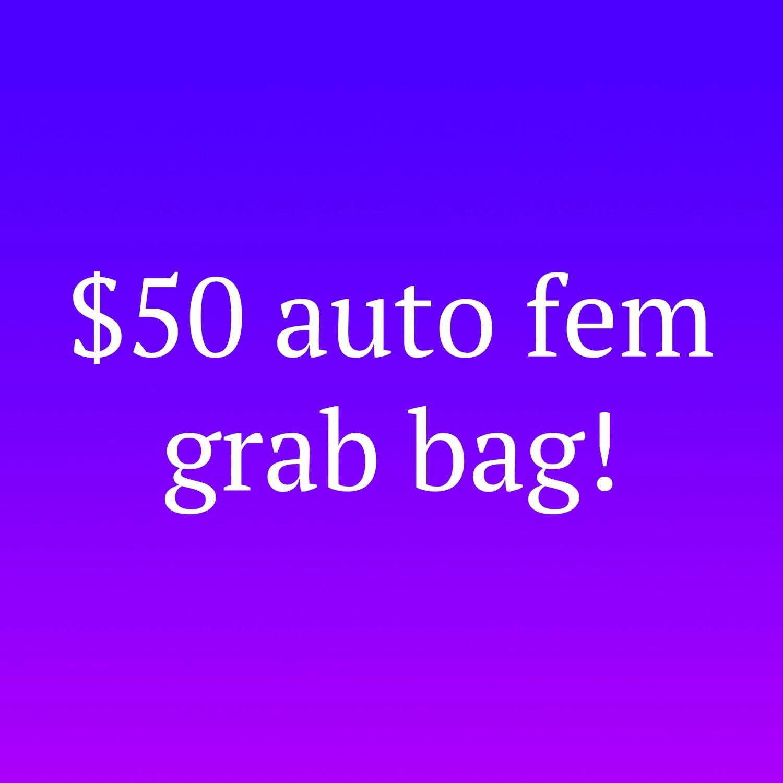 $50 Grab Bag! Autoflower Feminized Seeds