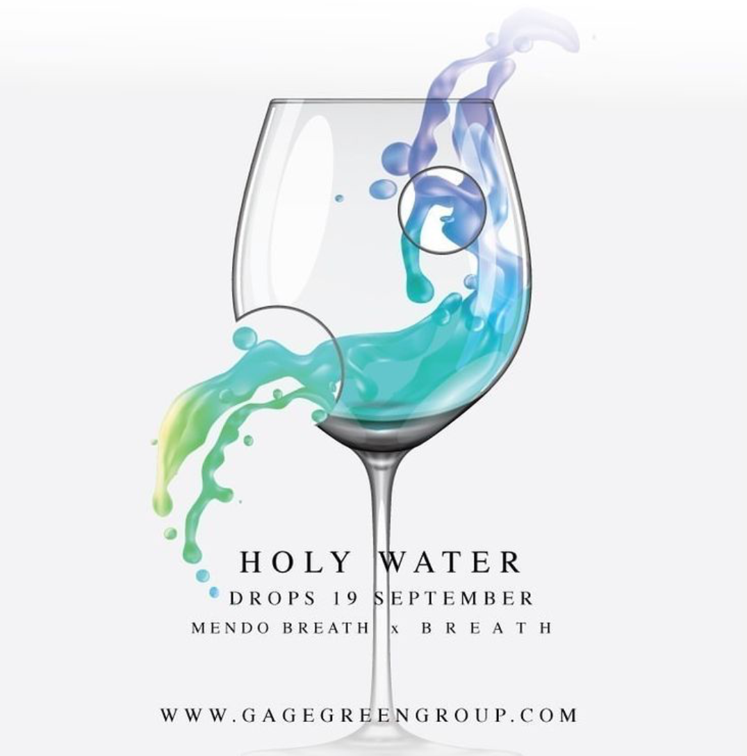 Holy Water - 7 Regular Seeds - Gage Green Group (PREORDER)