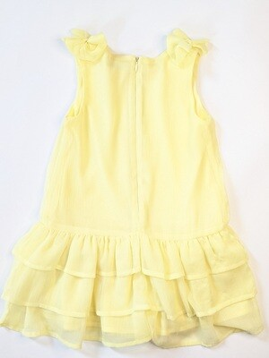 Mayoral Yellow Summer dress Age 5