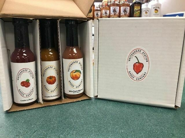 Three Sauce Gift set