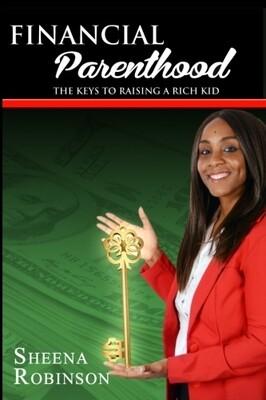 Financial Parenthood Book