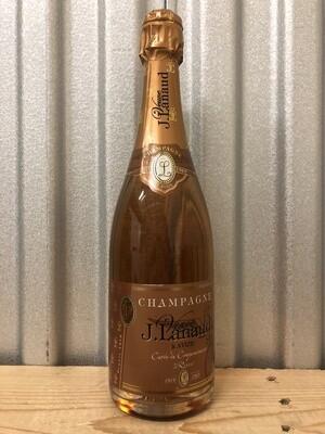 Champagne Veuve J. Lanaud Cuvée du Cinquantenaire Brut Rosé