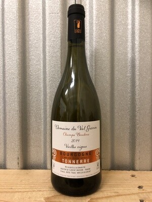 Domaine du Val Grévin Bourgogne Tonnerre Vieilles Vignes
