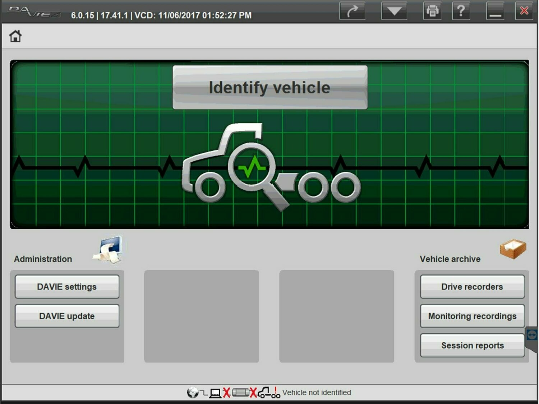 PACCAR Davie4 Diagnostic Software License (Renewal)