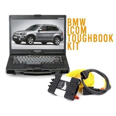 BMW Factory Next ICOM Dealer Toughbook Kit 1992 – 2020