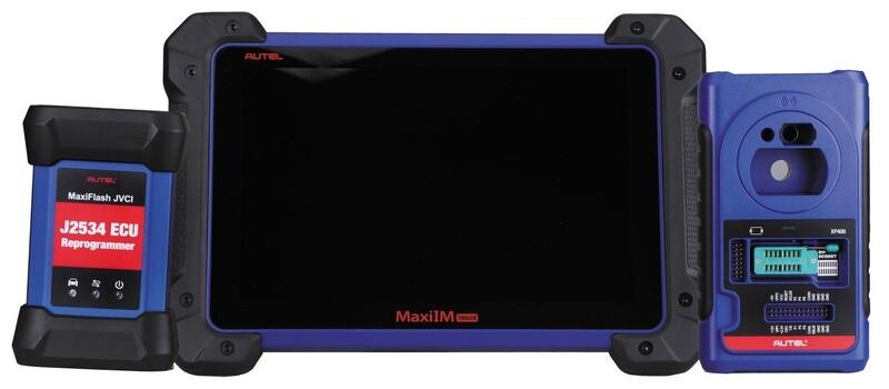Autel MaxiIM IM608 Diagnostic & Key Programming Tool ECU Coding Replace Auro OtoSys IM600 & MX808IM