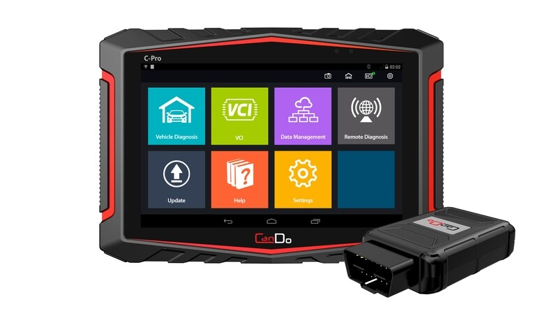 CanDo C-Pro car and light truck scanner