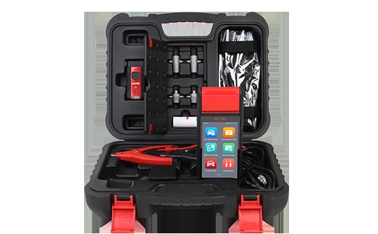 Autel MaxiBAS BT608 touchscreen Battery & Electrical System analyzer
