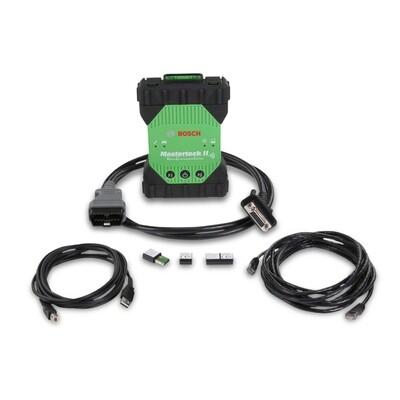 Bosch Mastertech II Mastertech 2 J2534 Diagnostic Scanner Reflasher All Vehicles