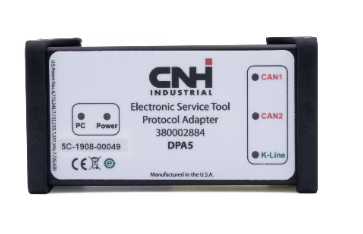 CNH DPA5 Electronic Service Tool Adapter Cable Kit