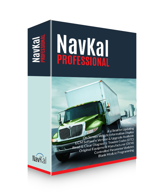 International Freightleiner NavKal ECM Engine Programming Pro Edition Software
