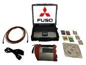 Mitsubishi FUSO Dealer Toughbook Package Diagnostic Tool 1999- THRU 2018
