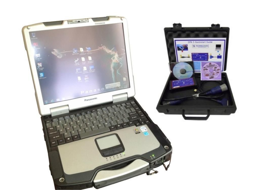 Universal Diesel Diagnostic Link Tool with DPA 5 Scanner