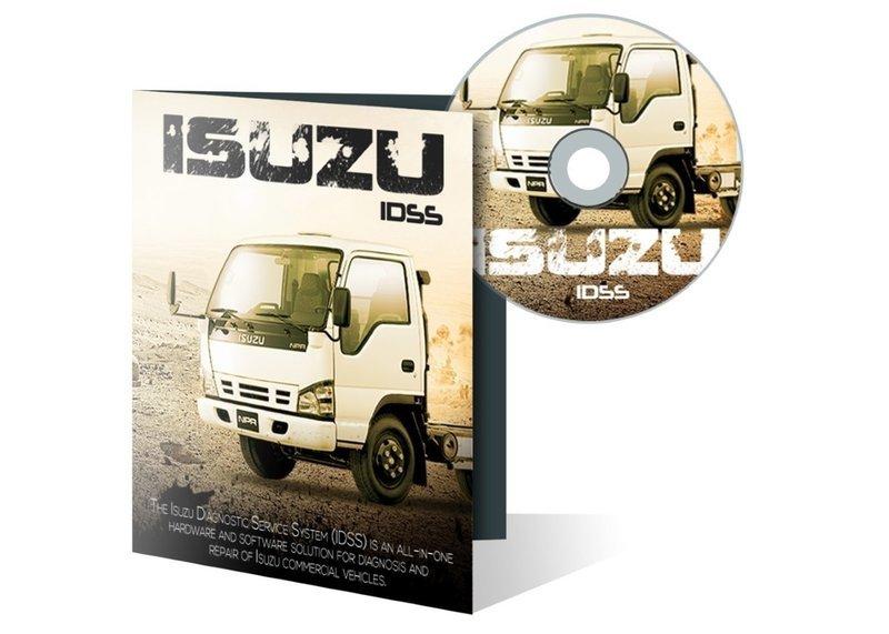 Isuzu IDSS Diagnostic Software