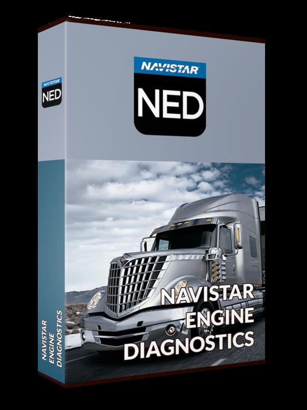Navistar Engine Diagnostics (NEDS) Software - 12 Month License
