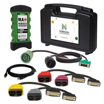 JPRO DLA+ 2.0 Adapter Kit NRS122061 Heavy Duty Diagnostic Adapter 124032