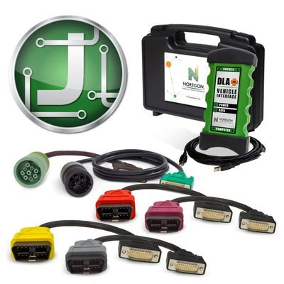JPro Professional Diagnostic Software & Adapter Kit with Next Step Heavy Truck Diesel 232125