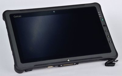 Getac F110 IDS Approved Customized Fully Ruggedized Table 164-R9812