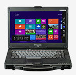 Ford VCM IDS Approved Panasonic CF-54 Toughbook Laptop 164-R9816