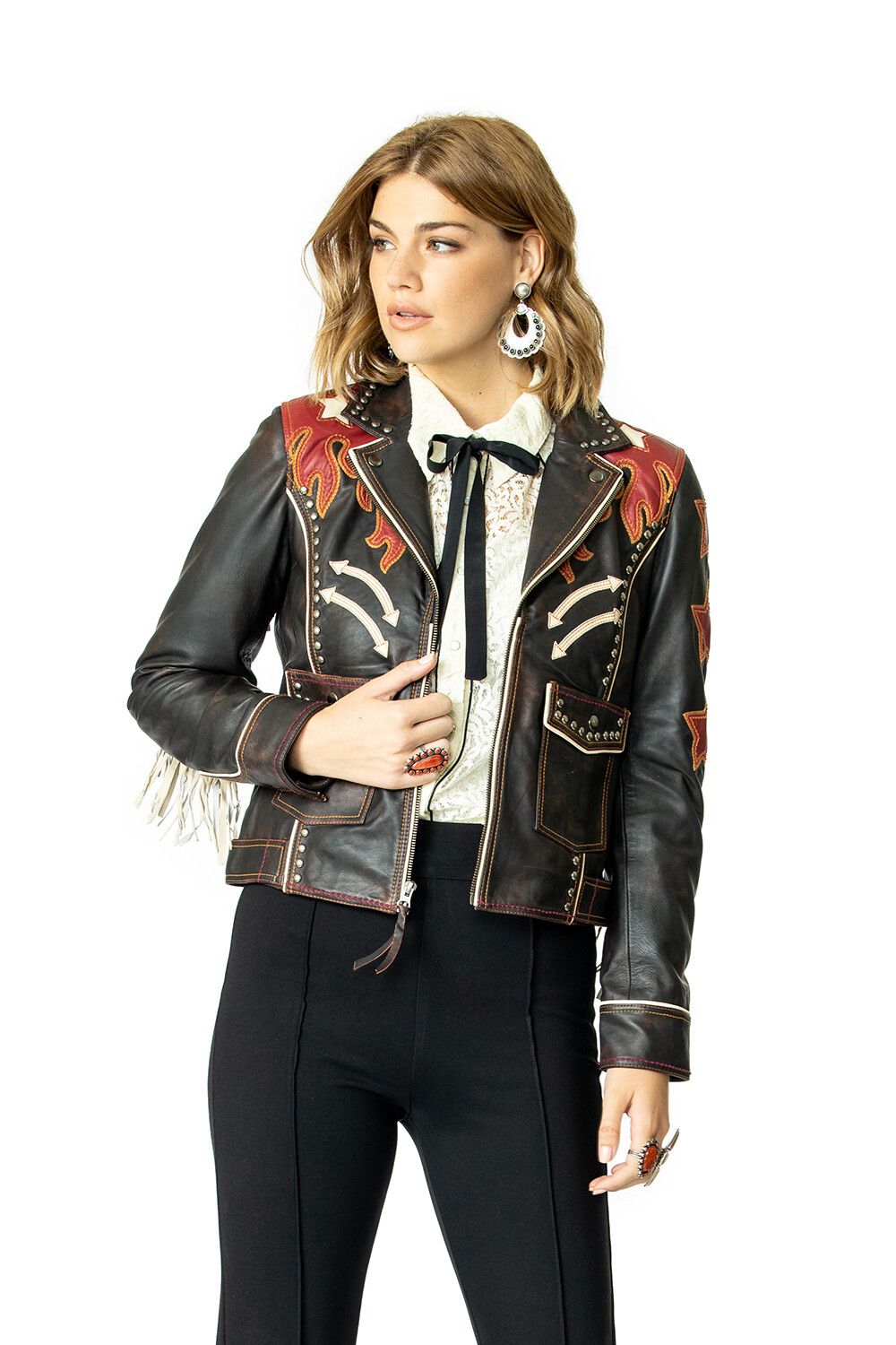 Double D C2749 Ring Of Fire Jacket
