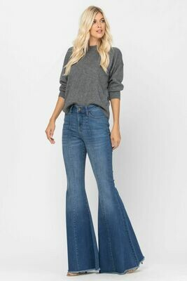 Judy Blue 88204REG Hi Rise Flare Jean