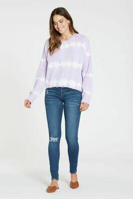 Dear John DSW2020 Tie Dye Sweater LS
