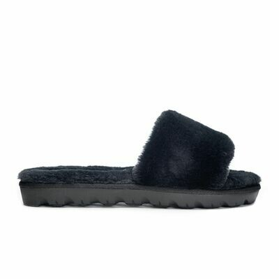Chinese Laundry BRMM01FTS Rally Faux Fur Slipper