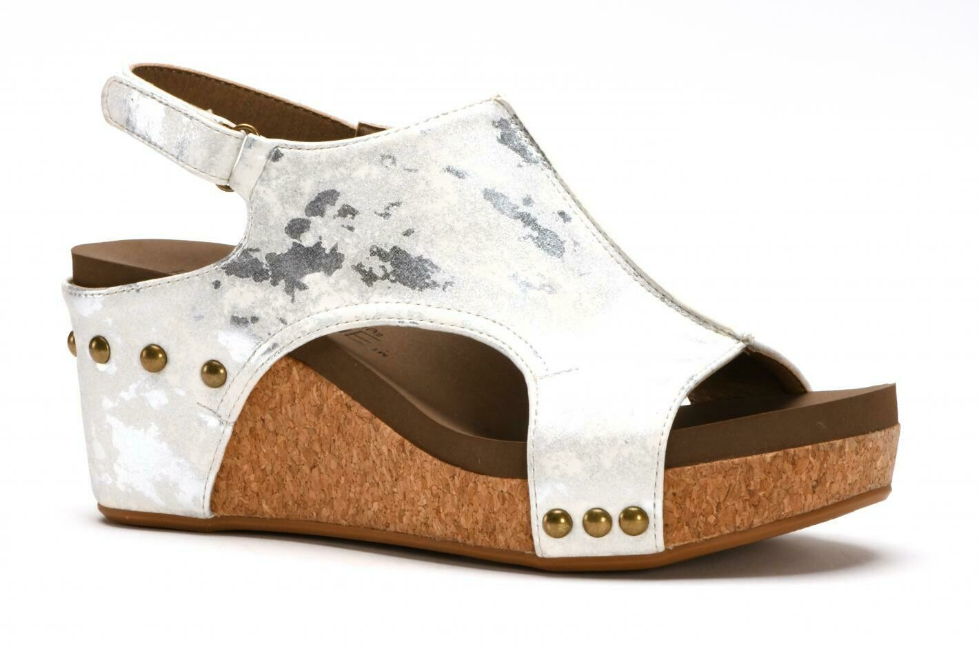 Corkys 30-5316 Carley Wedge Sandal