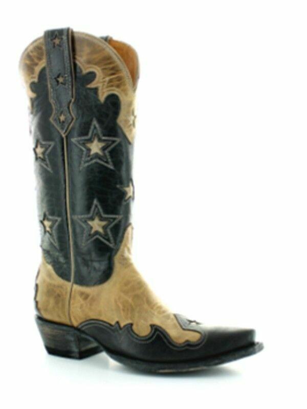 """Old Gringo L3344-1 Starla 10"""" Boot"""