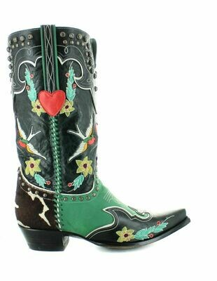Old Gringo DDL058-1 Midnight Cowboy Boot