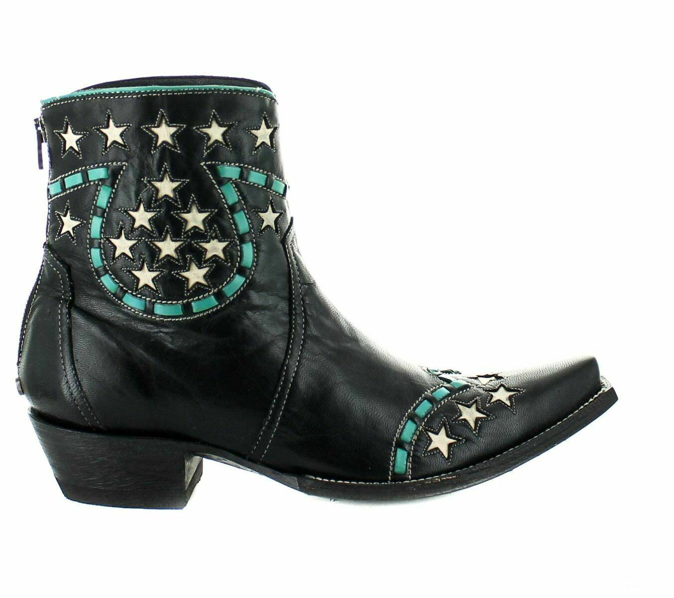 Old Gringo DDBL056-2 Little Joe Short Boot