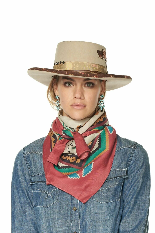 Double D Ranch FA871 Ay Ay Ay Scarf