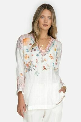 Johnny Was P14121-1 CAIA Blouse