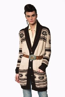DD Ranch C2605 Spanish Pony Sweater Multi