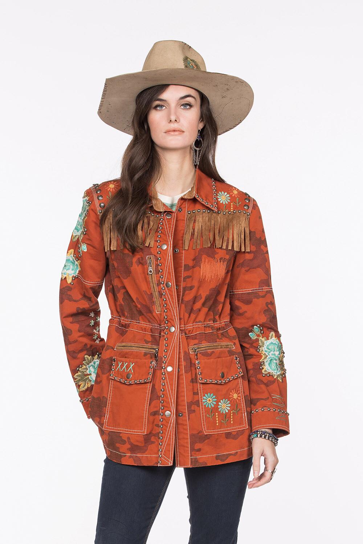DD Ranch C2681 Tennessee Walker Jacket