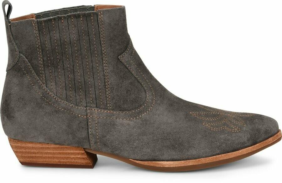 Kork Ease K67038 Prairie Grey Suede Short Boot