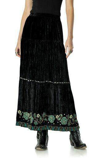 Double D S1712 Taos Night Skirt