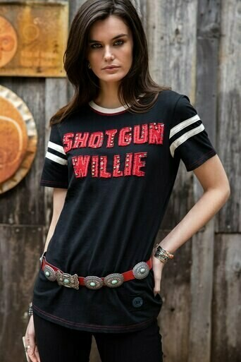Double D T3249 Shotgun Willie Tee