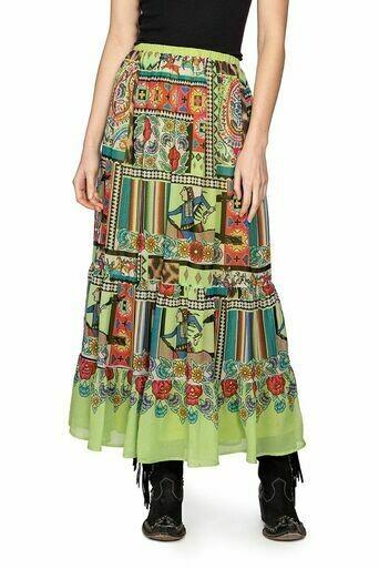 Double D Ranch S1698 Matagorda Skirt